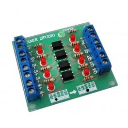مبدل سطح ولتاژ 3.3 به 5 ولت بدون نویز