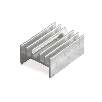 هیت سینک آلومینیومی 1.5×2.0x1.0