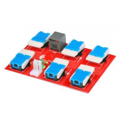 دسته کنترل ربات 3 موتور حرفه ای