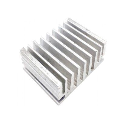 هیت سینک آلومینیومی 51x40x17mm