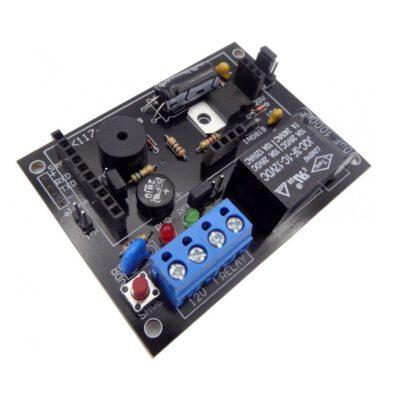 برد راه انداز RFID مدل K117 با رله