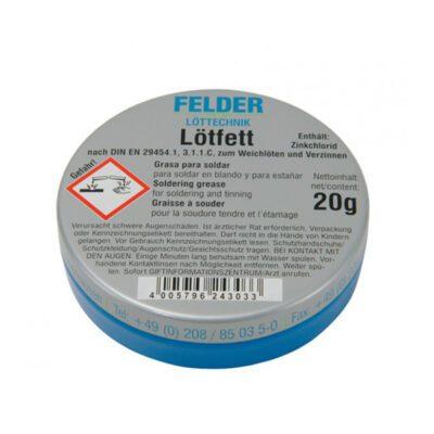 روغن لحیم آلمانی 20 گرمی FELDER