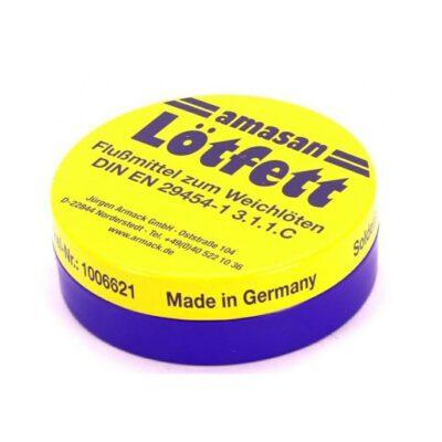 روغن لحیم آلمانی 50 گرمی LOTFET
