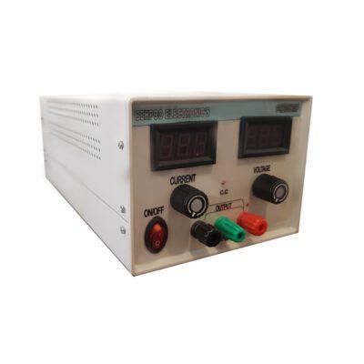 منبع تغذیه متغیر ماژولار (1.5V~30V – 3A) مارک BEHPOO