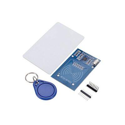 ماژول RFID با قابلیت خواندن و نوشتن به همراه تگ مدل RFID Reader/Writer RC522 Mifare 13.56Mhz