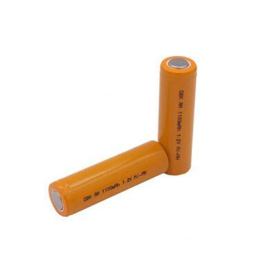 باتری لیتیوم یون 3.7 ولت 1100mAh سایز 14500 ( DBK )