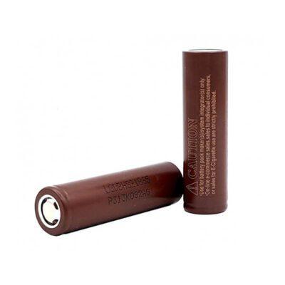 باتری لیتیوم یون 3.6 ولت 3000mAh سایز 18650 ( LG )