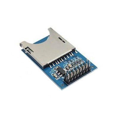 ماژول راه انداز مموری کارت های MMC/SD