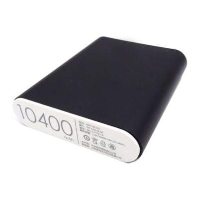 کیس پاوربانک 4 باتری دارای خروجی 5V 2A USB (مشکی)