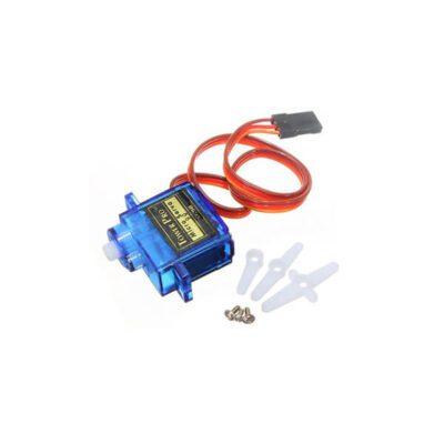 سرو موتور دنده پلاستیکی T-Pro Mini Servo SG90 9G Servo