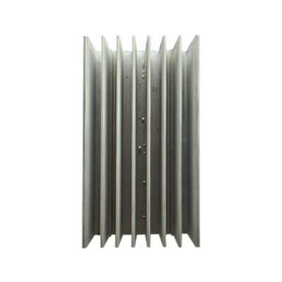 هیت سینک 8 پره آلومینیومی ضخیم 150X81X40mm