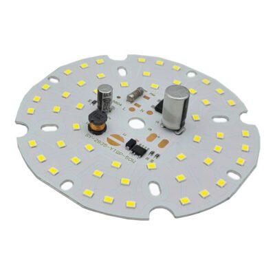 LED گرد مهتابی 220V 50W با درایور (۲۲۰ ولت 50 وات)