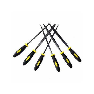 ست ابزار سوهان 6 تایی برند JINFENG مدل JF-5216