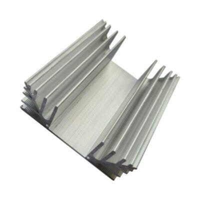 هیت سینک 18 پره آلومینیومی 100X85X30mm