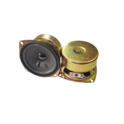 اسپیکر بلندگوی 40W وات 4 اهم سایز 3.5 اینچ (مدل microlab)