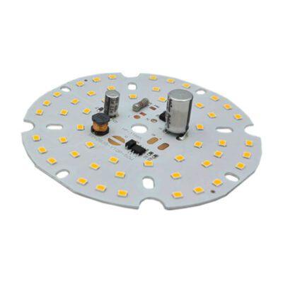 LED گرد آفتابی 220V 50W با درایور (۲۲۰ ولت 50 وات)