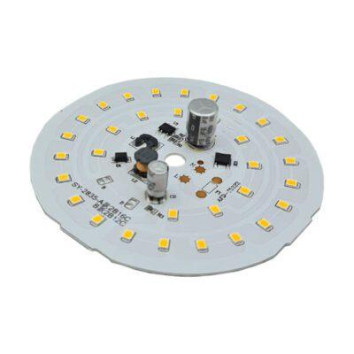 LED گرد آفتابی 220V 30W با درایور (۲۲۰ ولت 30 وات)