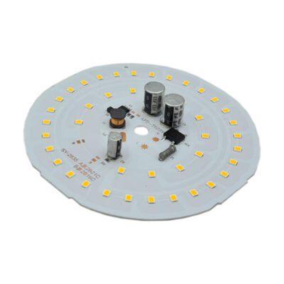 LED گرد آفتابی 220V 40W با درایور (۲۲۰ ولت 40 وات)
