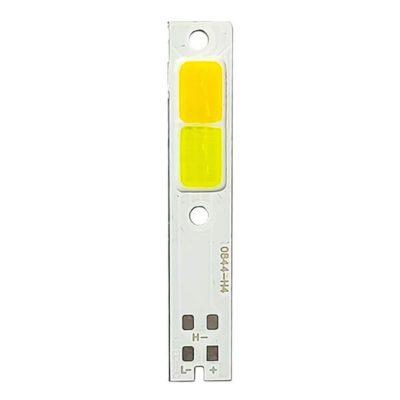 هدلایت LED 30W دو رنگ دو کنتاکت H4 (مدل 0844)