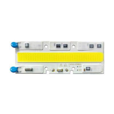 LED COB خطی مهتابی 220V 50W با درایور ۲۲۰ ولت ۵۰ وات