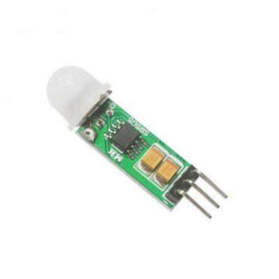 ماژول تشخیص حرکت بدن PIR سنسور حرکت مادون قرمز مدل HC-SR505