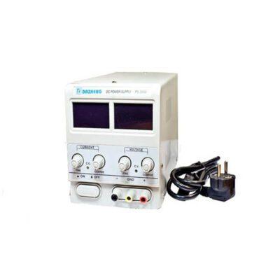 منبع تغذیه دیجیتال 0 تا 30 ولت 5 آمپر داژنگ مدل DAZHENG PS-305D