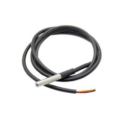 سنسور دما ضد آب با پوشش استیل ضد زنگ DS18b20