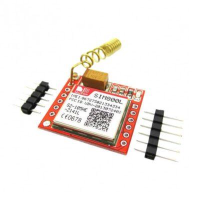 ماژول راه انداز SIM800L چهار باند GSM آپدیت شده با قابلیت GPRS / GSM / SMS