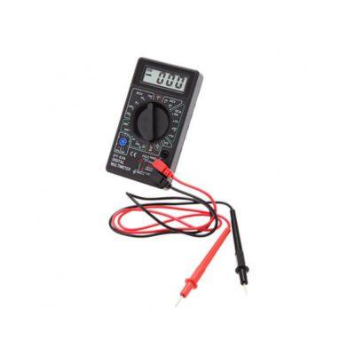 مولتی متر دیجیتالی مدل DT-830/832D مشکی