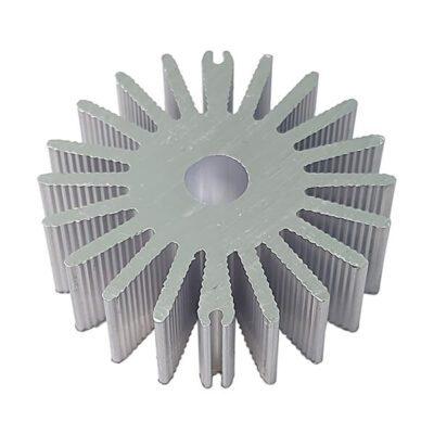 هیت سینک 20 پره آلومینیومی گرد 46X15mm