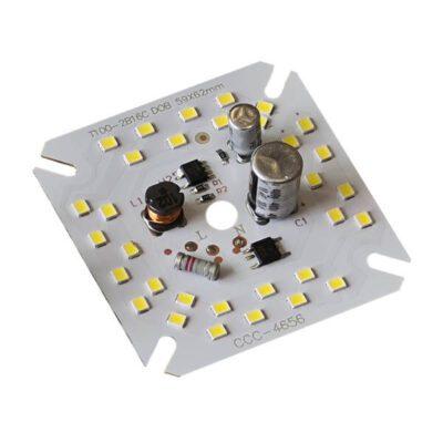 LED مربع مهتابی 220V 30W با درایور (۲۲۰ ولت ۳۰ وات)