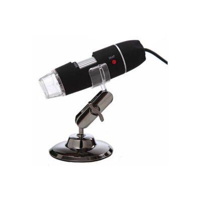 میکروسکوپ دیجیتال 1000X USB Digital Microscope مدل پایه چرخان