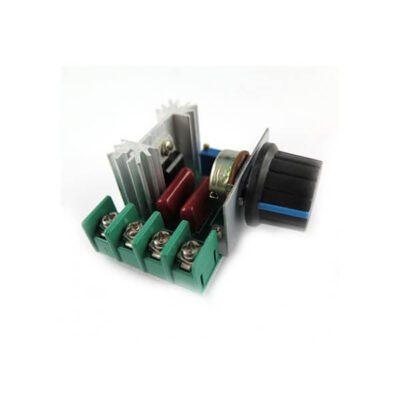 دیمر AC به AC کاهنده 2 کیلو وات برند SCR ماژول رگولاتور AC