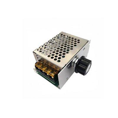 دیمر 4 کیلو وات کاهنده AC به AC برند SCR ماژول رگولاتور AC نوع قابدار